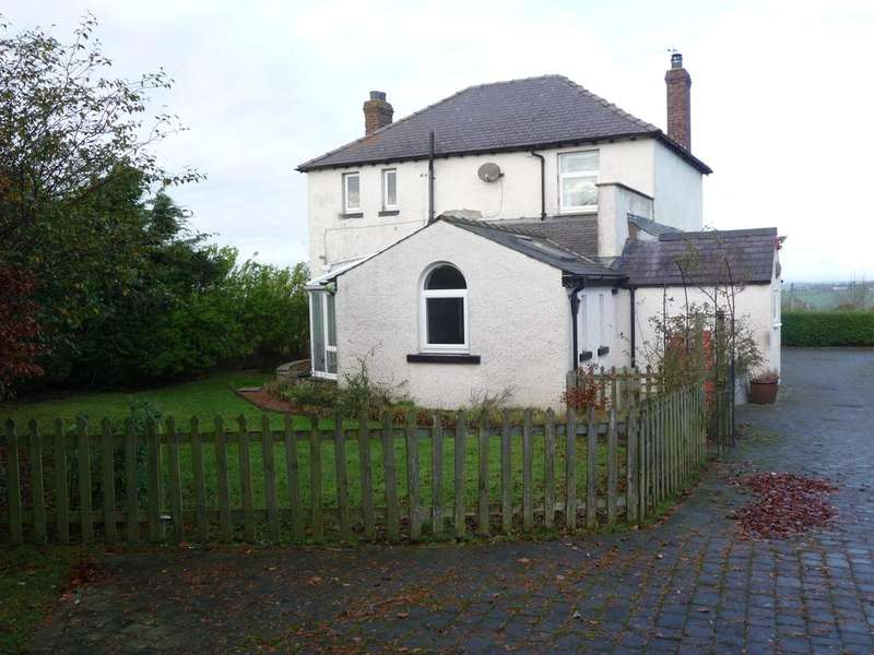 3 Bedrooms Detached House for sale in Eastwood, Low Row, Brampton CA8