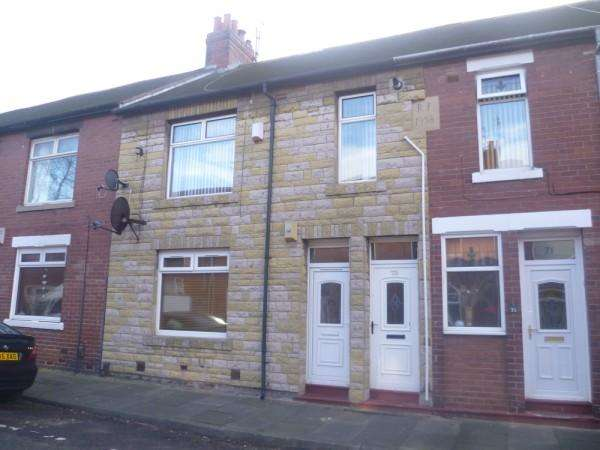 2 Bedrooms Flat for sale in Howe Street, Hebburn