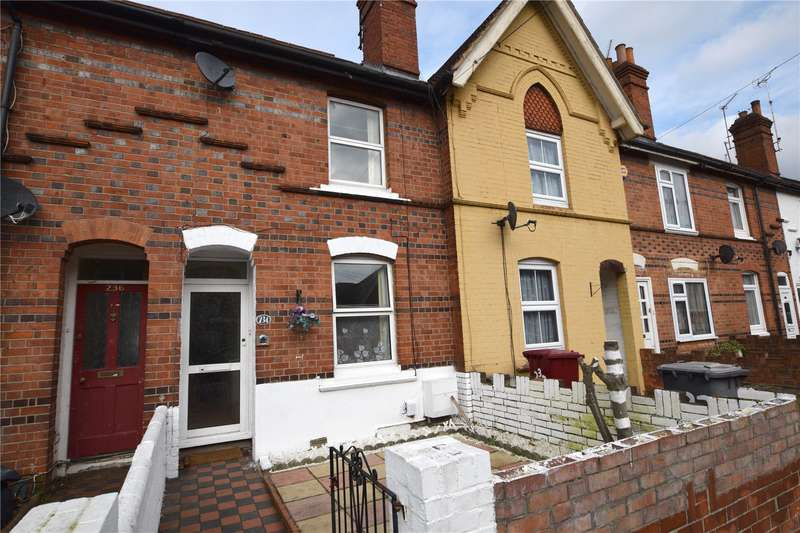 3 Bedrooms Terraced House for sale in Liverpool Road, Reading, Berkshire, RG1