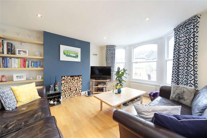 3 Bedrooms Flat for sale in Ballater Road, Clapham, London, SW2