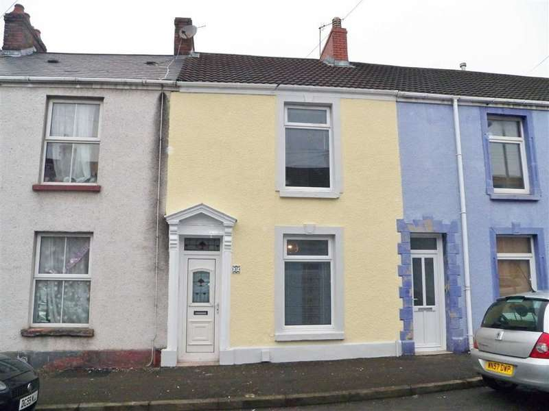 2 Bedrooms Property for sale in Catherine Street, Swansea