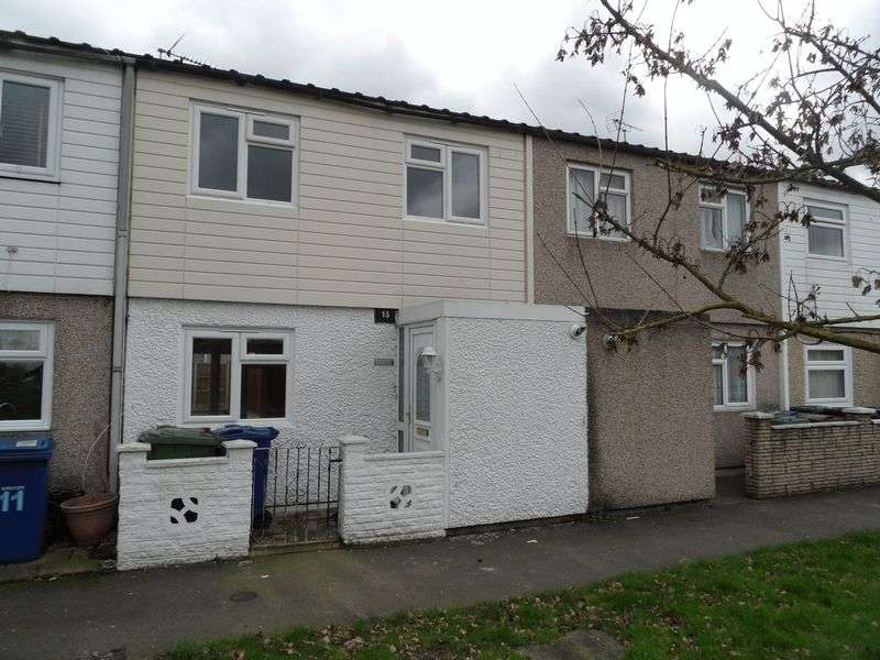 3 Bedrooms Terraced House for sale in Foxglove Road, South Ockendon