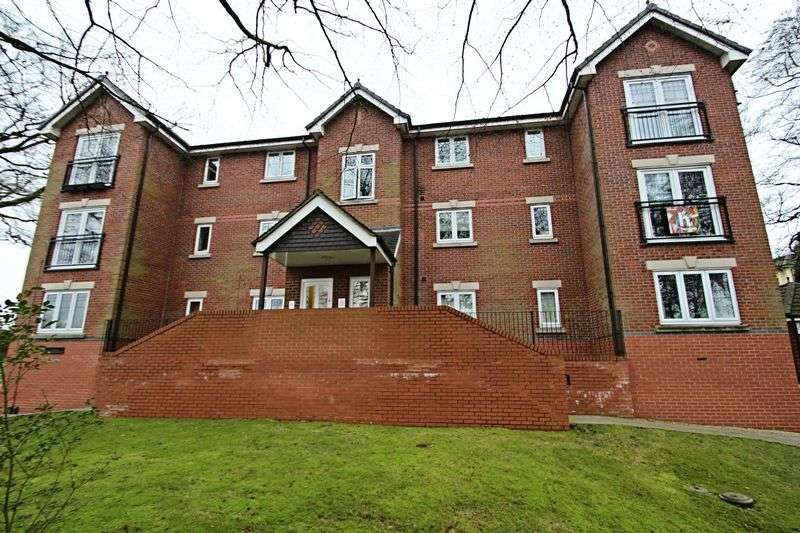 2 Bedrooms Flat for sale in Second Avenue, Porthill