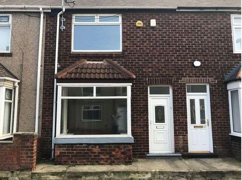 3 Bedrooms Terraced House for sale in Borrowdale Street, Hartlepool