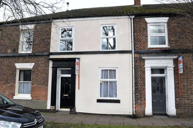 3 Bedrooms Terraced House for sale in 16 Albert Street, Brigg