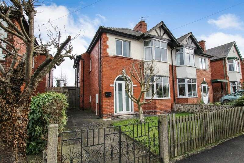 3 Bedrooms Semi Detached House for sale in Harris Avenue, Ripley