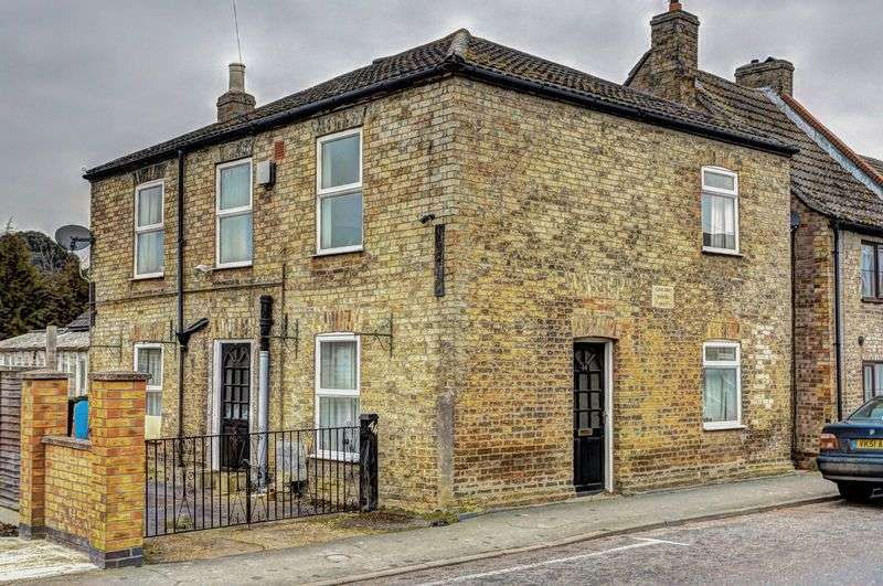 3 Bedrooms Detached House for sale in High Street, Littleport