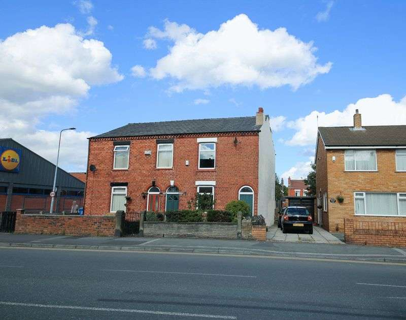 3 Bedrooms Semi Detached House for sale in Preston Road, Standish, Wigan