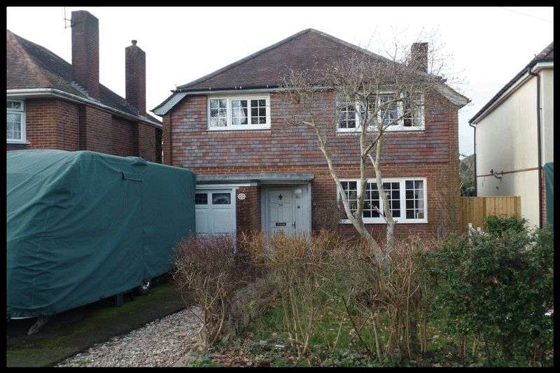 4 Bedrooms Detached House for sale in Rushington Lane, Totton, Southampton