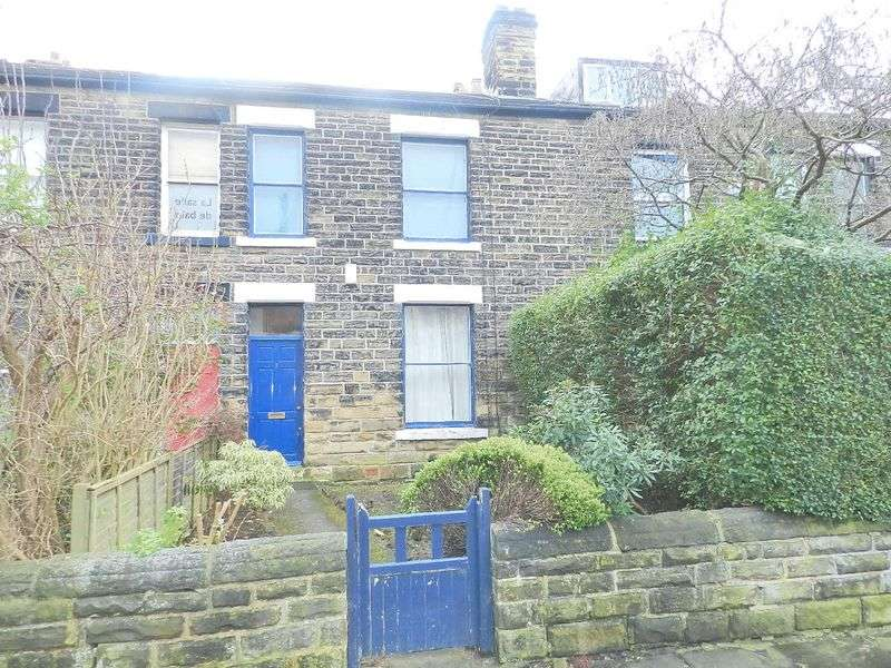 3 Bedrooms Terraced House for sale in Broomfield Road, Headingley, Leeds