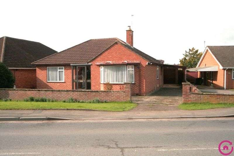 3 Bedrooms Detached Bungalow for sale in Churchdown Lane, Gloucester