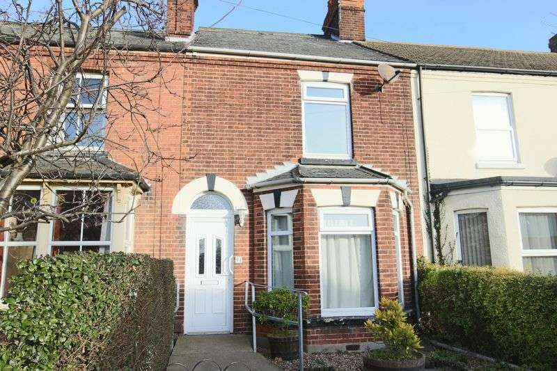 2 Bedrooms House for sale in Boundary Road, Great Yarmouth