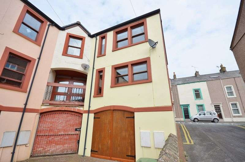 2 Bedrooms Semi Detached House for sale in Fleming Street, Maryport