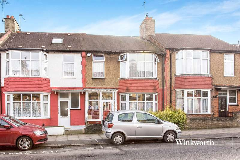 4 Bedrooms Terraced House for sale in Squires Lane, Finchley, London, N3