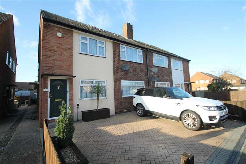 2 Bedrooms Property for sale in Mimosa Road, Hayes, Middlesex