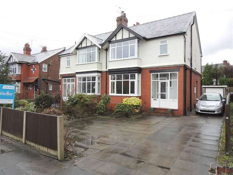 3 Bedrooms Property for sale in Offerton Road, Hazel Grove, Stockport