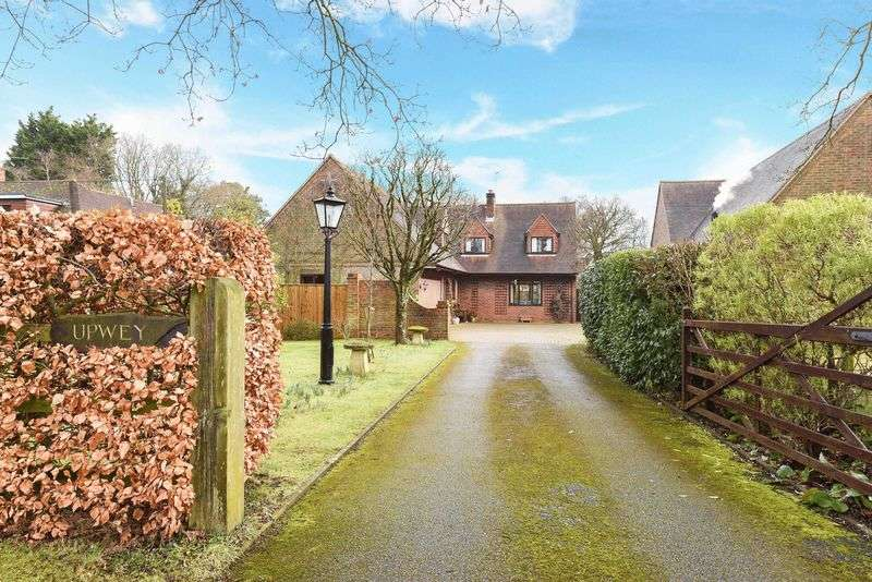 4 Bedrooms Detached House for sale in Island Farm Road, Ufton Nervet