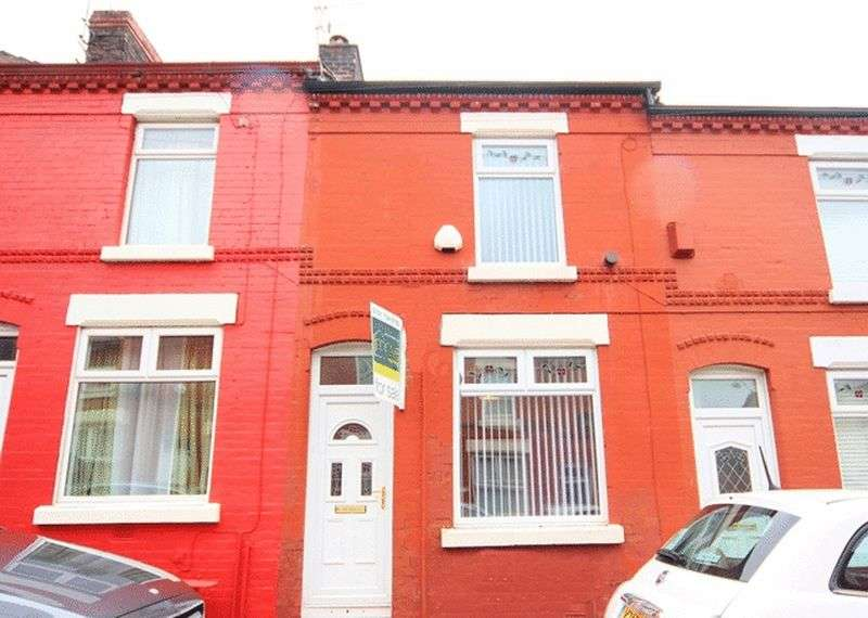 2 Bedrooms Terraced House for sale in Gosford Street, Dingle. Liverpool, L8
