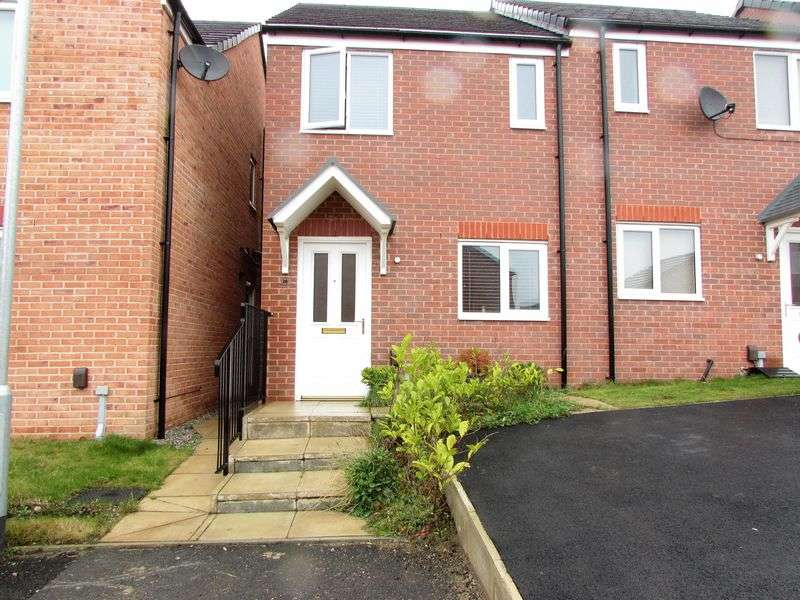 2 Bedrooms House for sale in Kilmarnock Grove, Heywood