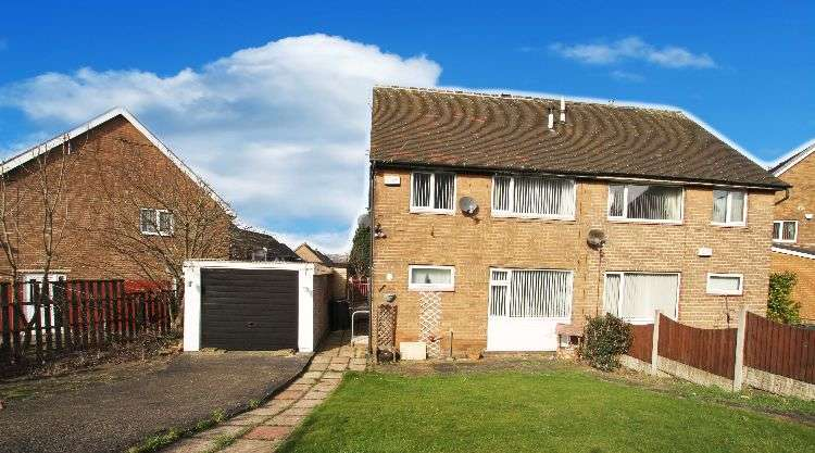 3 Bedrooms Semi Detached House for sale in Malin Road, South Yorkshire, S65 3QN