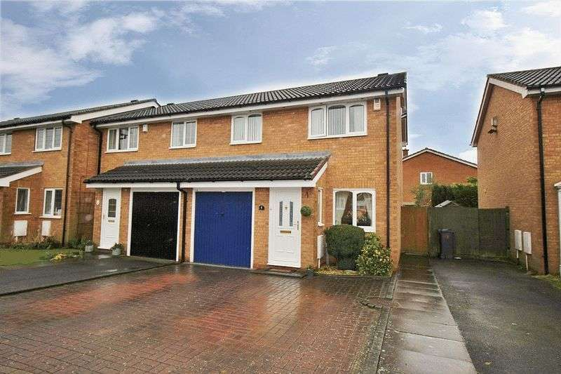 3 Bedrooms Terraced House for sale in Leven Drive, Coppice Farm, Willenhall