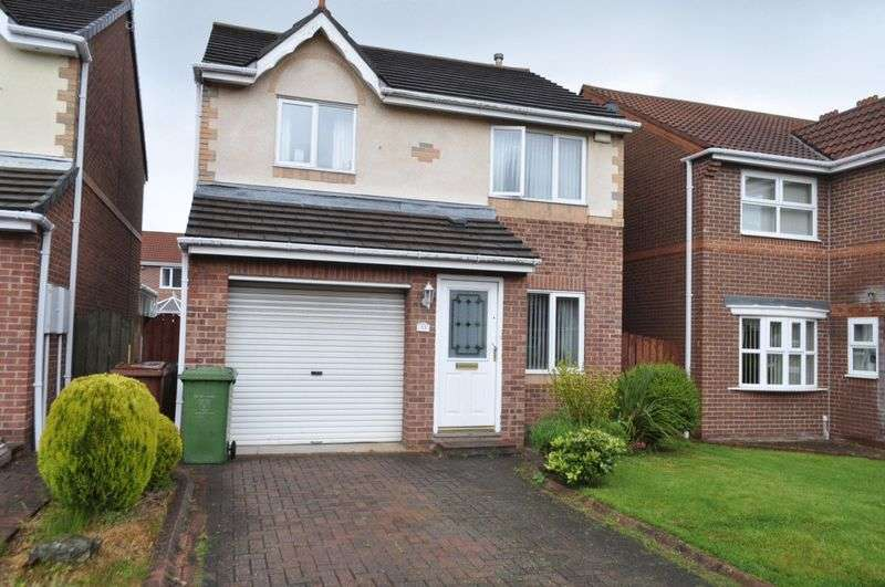 3 Bedrooms Detached House for sale in RUSKIN DRIVE VICTORIA GLADE