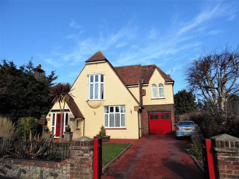 3 Bedrooms Detached House for sale in Offington Avenue, Worthing