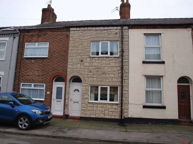 2 Bedrooms Terraced House for sale in Boundary Street, Northwich, CW9 7NG