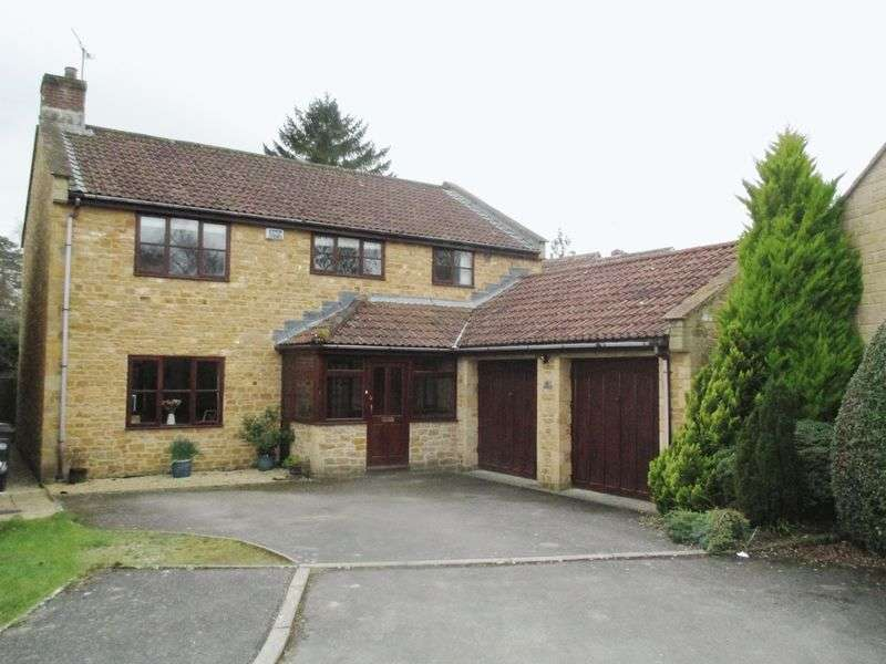 4 Bedrooms Detached House for sale in Manor Farm, Yeovil