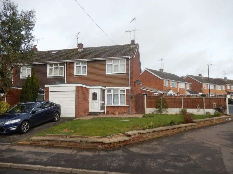 3 Bedrooms Terraced House for sale in Sutton Avenue, Eastern Green, Coventry