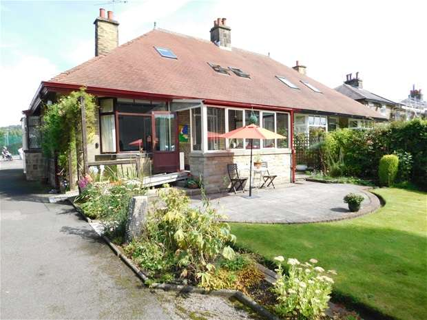 5 Bedrooms Semi Detached House for sale in Wagon Lane, Bingley