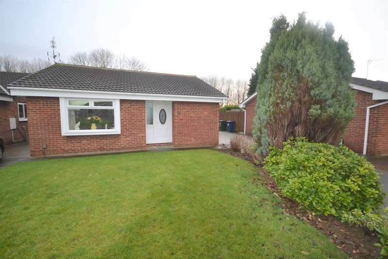 3 Bedrooms Detached Bungalow for sale in Crestwood, Redcar TS10