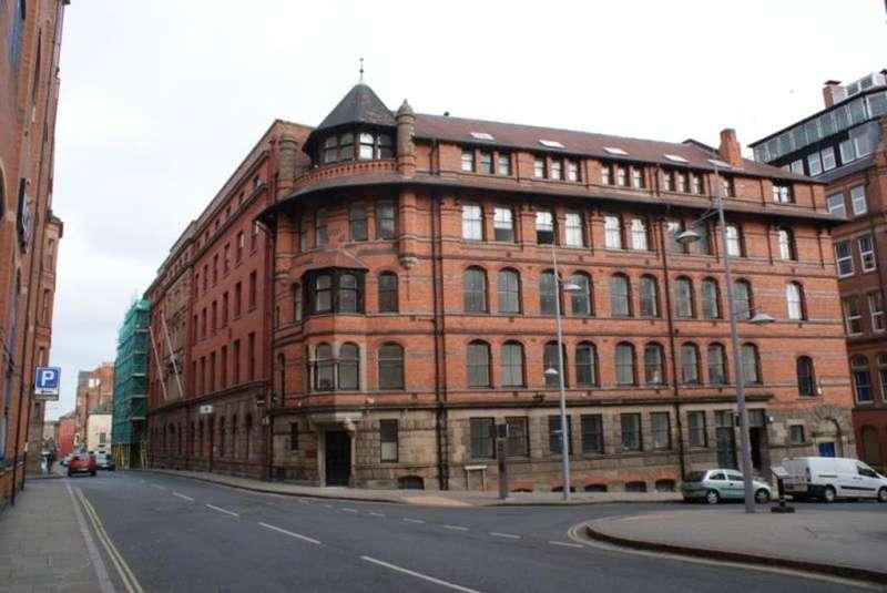 6 Bedrooms Flat for rent in Flat 4, 1 Barker Gate, Nottingham