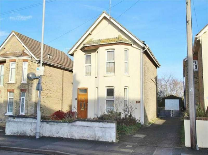 4 Bedrooms Detached House for sale in Garland Road, POOLE, Dorset