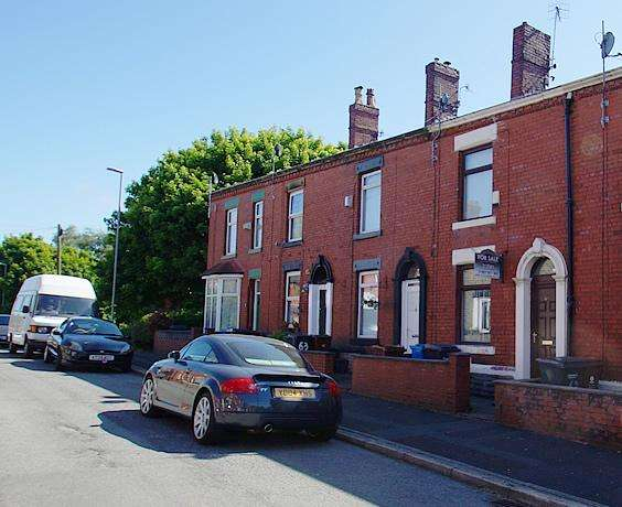 2 Bedrooms Terraced House for sale in Breeze Hill Road, Oldham OL4