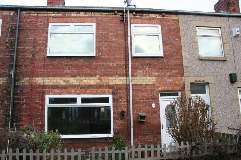 3 Bedrooms Terraced House for rent in Rosalind Street, Ashington, NE63 9BJ