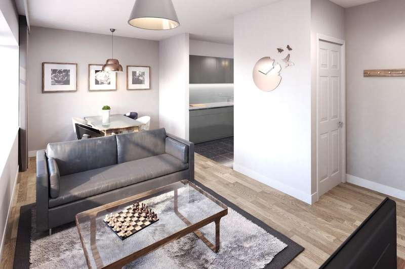 2 Bedrooms Apartment Flat for sale in Off Plan, Silkhouse Court, Tithebarn Street, Liverpool L2