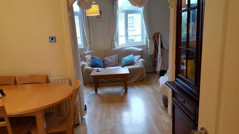 4 Bedrooms Maisonette Flat for sale in London E2