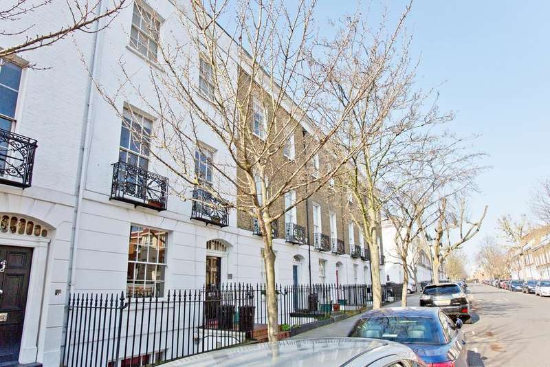 4 Bedrooms Apartment Flat for sale in College Cross, London N1