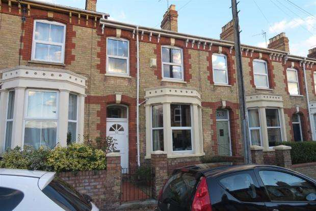 3 Bedrooms Terraced House for sale in Leslie Avenue, Taunton TA2