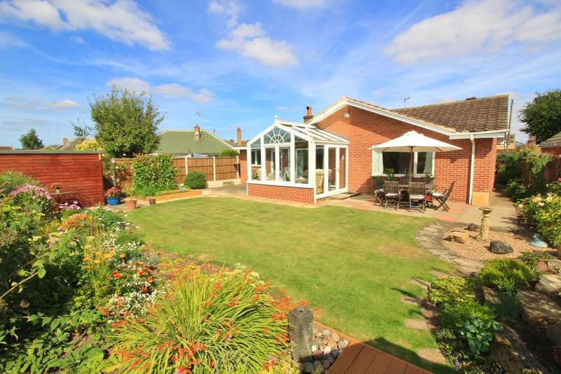 3 Bedrooms Detached Bungalow for sale in Cogley Lane, Bingham NG13
