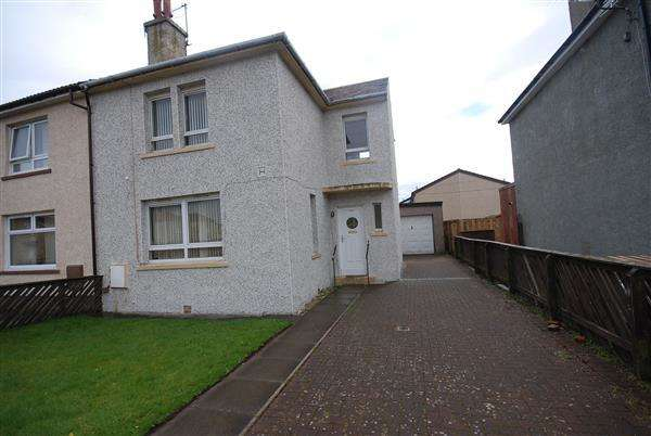3 Bedrooms End Of Terrace House for sale in Beggs Terrace, Ardrossan