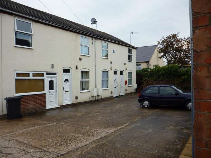2 Bedrooms End Of Terrace House for sale in NEW STREET, QUARRY BANK, BRIERLEY HILL DY5