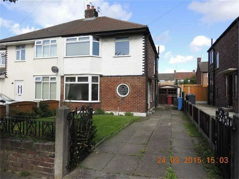 3 Bedrooms Semi Detached House for sale in Longview Drive, Liverpool, Merseyside