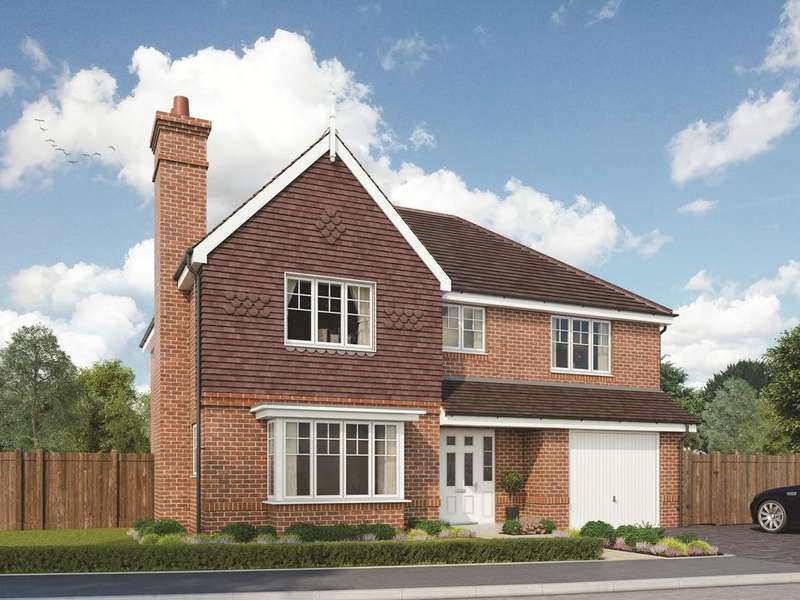 4 Bedrooms Detached House for sale in Medstead Grange, Lymington Bottom Road, Medstead, Alton GU34