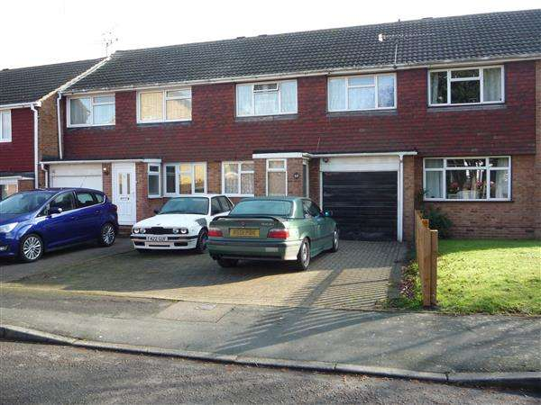 3 Bedrooms Terraced House for sale in Macklands Way, Rainham, Gillingham
