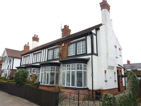 4 Bedrooms Semi Detached House for sale in RECTO AVENUE, GRIMSBY