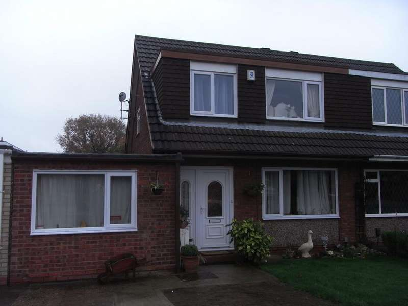 3 Bedrooms Semi Detached House for sale in Tysoe Drive, Walmley, Sutton Coldfield