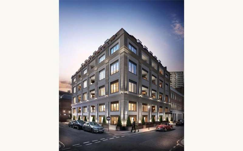 2 Bedrooms Apartment Flat for sale in Chapter Street, Westminster, London, SW1P