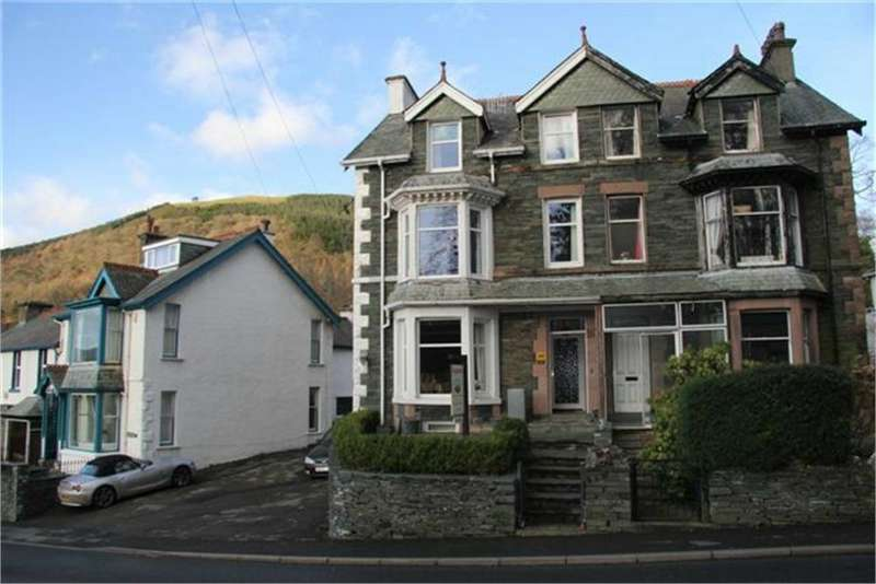 8 Bedrooms Detached House for sale in Craglands Guest House, Penrith Road, Keswick, Cumbria